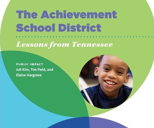 The Achievement School District