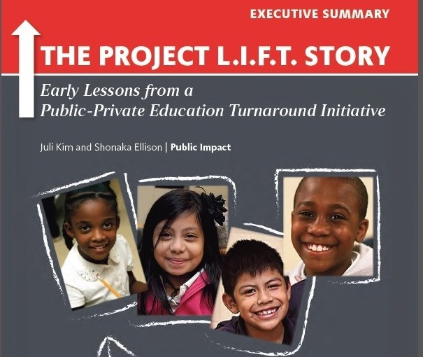 The Project L.I.F.T. Story