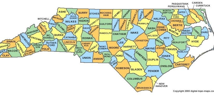 North Carolina Large District Consortium