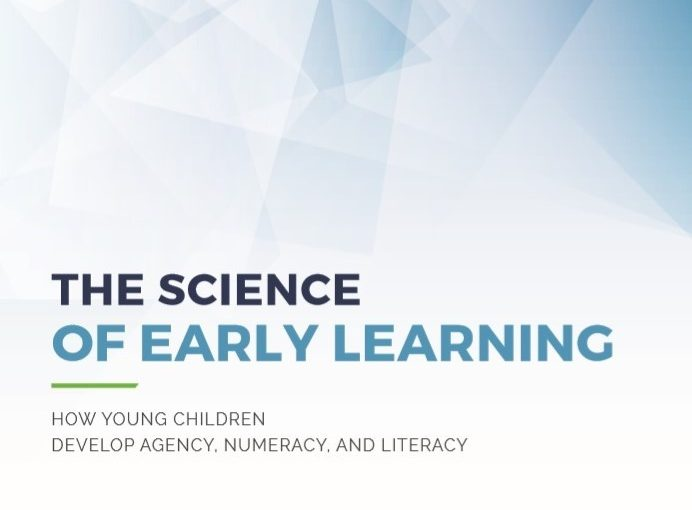 The Science of Early Learning