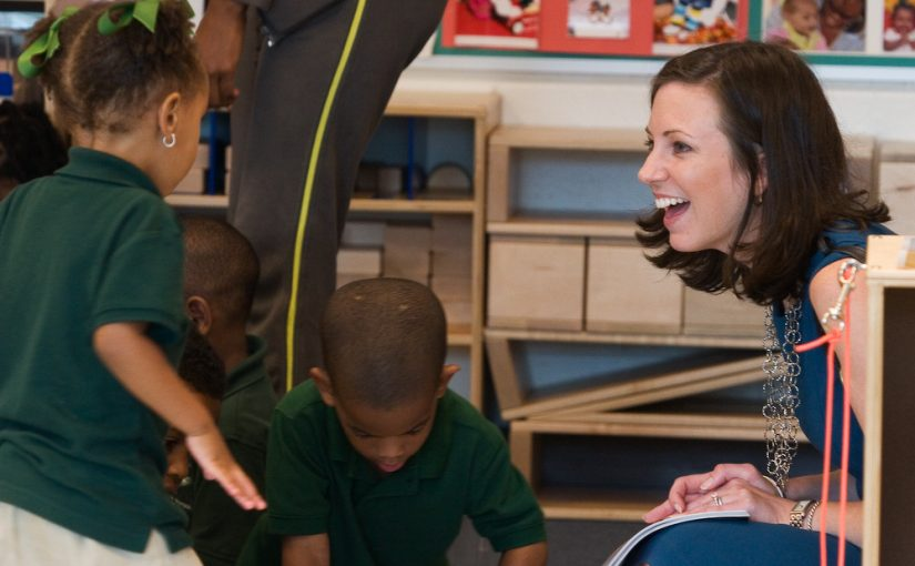 EdNC – Belk Foundation announces new strategic issue: Equitable access to effective teachers