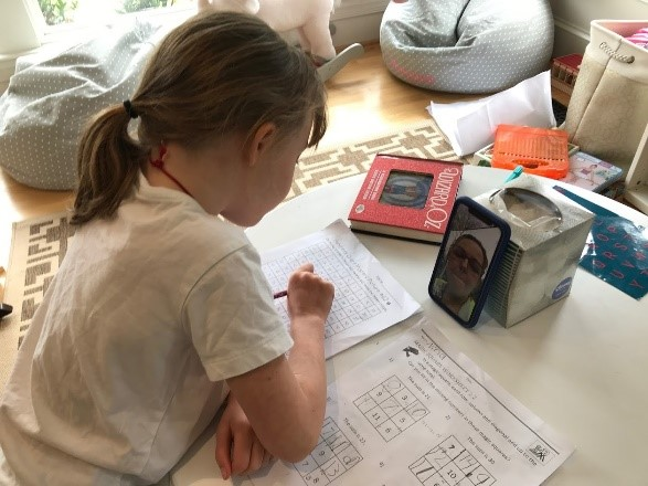 EdNC – 'There are thousands of Mrs. Talberts' – Hear from a parent, first-grader, and teacher experiencing distance learning for the first time.
