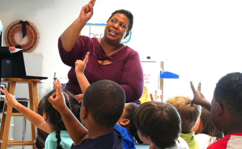 EdNC – The time is now: Acting to ensure equitable access to excellent teachers in North Carolina